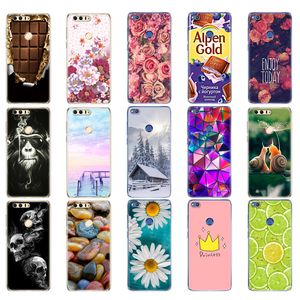 Image 4 - Case For huawei honor 8 silicon honor 8 lite phone cases soft TPU Phone Back cover full 360 Protective shell new design