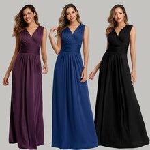 Weiche Stretching komfort Diamanten Baumwolle Stoff V ausschnitt Ärmel Open Back Plissee Cocktail Kleid Reine Farbe Formale Party Kleider