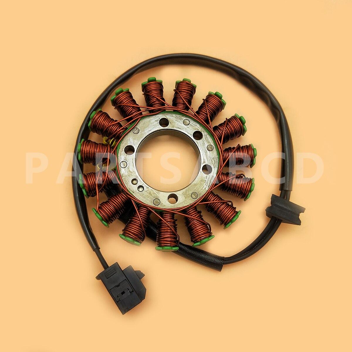 PARTSABCD обмотка статора Магнето генератор Oe узел статора для Honda CBR600R CBR 600 2007-2012 31120-MFJ-D01