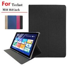Новинка чехол для Teclast M18 Tablet PC защитный чехол из искусственной кожи для Teclast M18 10,8 дюймов + стилус