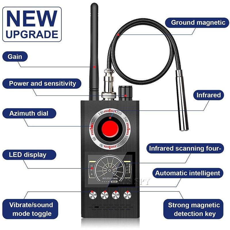 k68 anti espiao sem fio rf detector 02