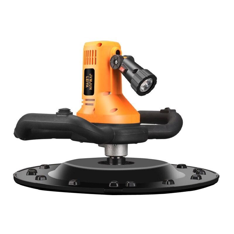 220V 2880W Electric Cement Mortar Trowel Paint Coating Mixer 6 Speeds Adjustable Electric Cement Mixer Power Tools
