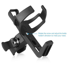 Bicycle Cup Holder Motorcycle Bike Drink Bottle Durable Water Coffee Bottles Clip Mount Stand Road Bikes