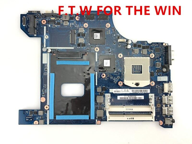 Для Lenovo thinkpad edge E531 04Y1304 VILE2 материнская плата для ноутбука 1 04Y1305 HD4000 DDR3 GT740M основная плата полностью NM-A044 протестирована