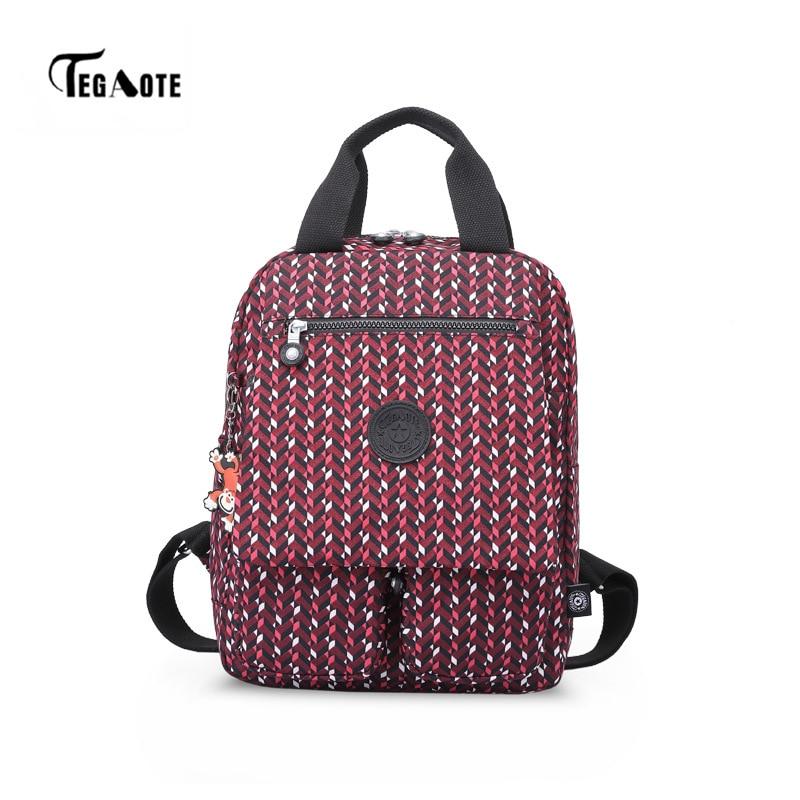 2019 Women Laptop Backpack For Teenage Girls Kipled Nylon Backpacks Mochila Feminina Female Travel Bagpack Schoolbag Women Bag