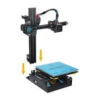 Factory price high precision 3d printer diy kit mask model 3d printer metal frame impresor printer
