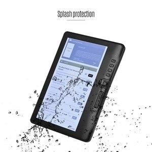 Image 2 - Nóng 3C Portable 7 Inch 800X480P E Đầu Đọc Màn Hình Màu Chói Không Xây Dựng 4GB Bộ Nhớ Lưu Trữ Đèn Nền Pin Hỗ Trợ Chụp Ảnh V