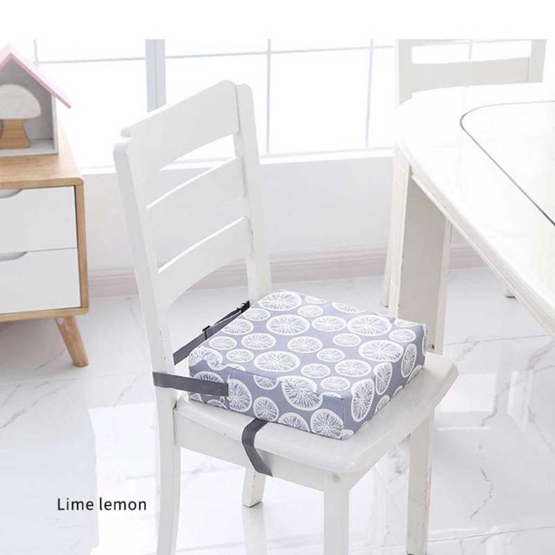 Baby Dining Cushion Children Increased, High Chair Pads For Wooden Chairs