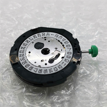 For MIYOTA OS20 Quartz Movement Watch Repair Parts Date at 4.5 Date at 6 with Battery and Adjusting Stem