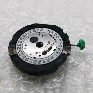 Image 1 - 御代田ため OS20 クォーツムーブメント時計修理部品日付で 4.5 日付で 6 バッテリーと調整幹