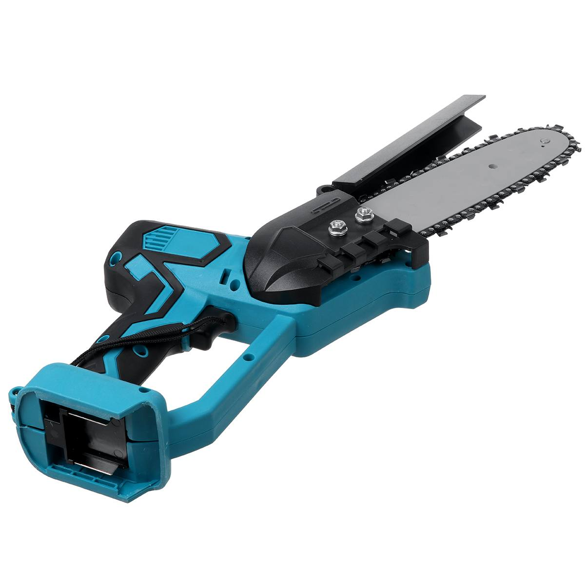 Tools : 1080W 8 inch Electric Saw Chainsaw Wood Cutters Bracket Power Tool Chain Saw For Makita 18V Battery  Tool Only