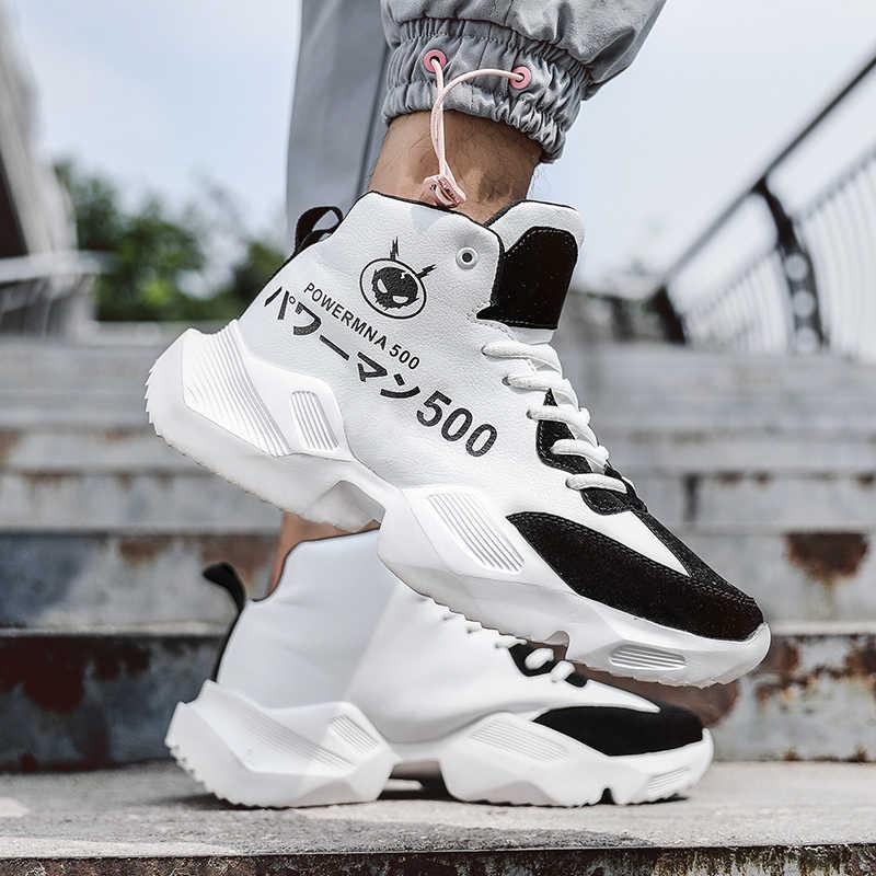 Gran oferta de zapatos casuales blancos y negros para hombre, zapatos deportivos al aire libre, zapatos de alta calidad para hombre, zapatos de baloncesto de alta calidad