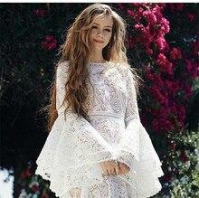robe blanche nouvelle arrivée