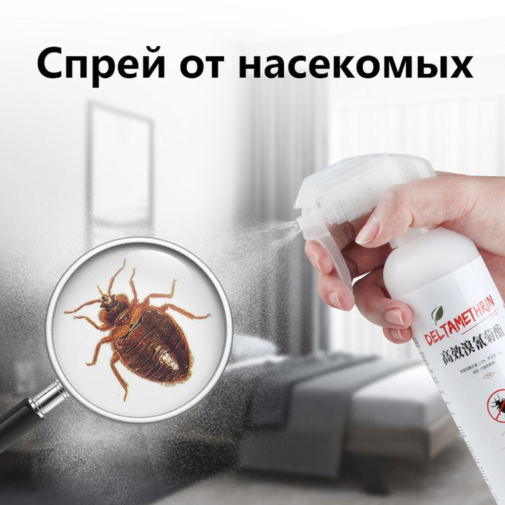 Odorless Kill Bed Bug Killer Spray Insecticide Poison Medicine Bedbug Trap