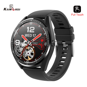 Image 2 - KW33 Smart Watch Men IP68 Waterproof 460mAh long standby Fitness Tracker Heart Rate Monitor Blood Pressure Sport Smartwatch