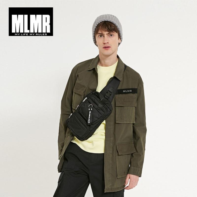 JackJones Men's MLMR Streetwear Patched Embroidered Multi-pocket Jacket Menswear| 219121580
