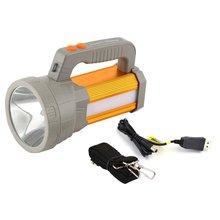 Супер яркий светодиодный прожектор USB Перезаряжаемый открытый прожектор 15600 мАч