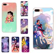 Cartoon Steven Universe Novelty Fundas For Sony Xperia Z Z1 Z2 Z3 Z4 Z5 compact Mini M2 M4 M5 T3 E3 E5 XA XA1 XZ Premium(China)