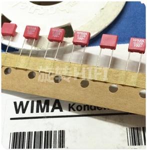 Image 3 - 10PCS Taping package NEW RED WIMA MKS2 33NF 100V P5MM 0.033UF 333/100V Audio 333 mks 2 33n 0.033u/100v