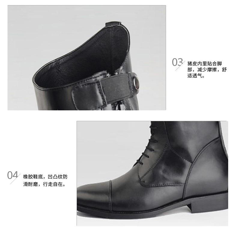 Кожаные сапоги для верховой езды на заказ, высокие мужские сапоги для верховой езды, сапоги для верховой езды