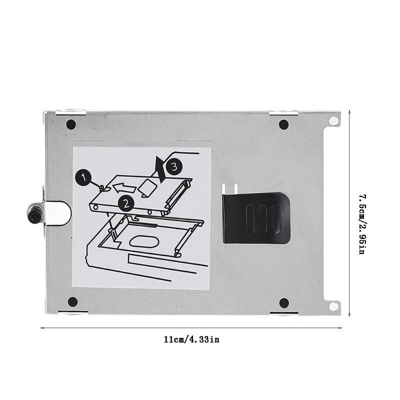 Soporte De Bandeja De Montaje Para H P Nc6400 Nc4400 1 Unidad Ordenador Portátil Disco Duro Hdd Conectores Y Cables De Ordenador Aliexpress