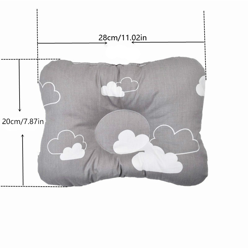 Shaping Cushion Newborn Washable Neck-Support Pillow