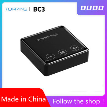 Topping Bc3 Bluetooth Ldac Receiver 24bit 96khz Sbc Aac Aptx Hd Csr8675 Es9018q2c Headphone Output Line Out Car Aux Receiver Online Anekdotiskt Se