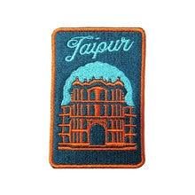 Jaipur la città rosa dell'india architettura ricami patch ferro su per abiti Appliques vestiti Jeans badge