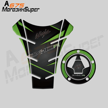 TANK PAD NINJA ZX10R For Fit Kawasaki PROTECTOR Sticker Decal Emblem Protector ZX 10 R  Adventure Motorcycle