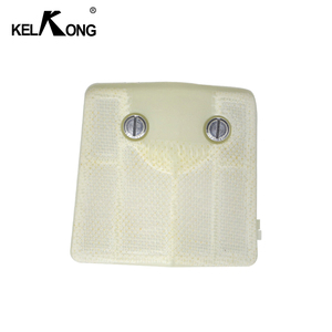 Image 2 - KELKONG 2Pcs Air Filters For Husqvarna 61 66 181 266 281 288 Carburetor Chainsaw Motorcycle Parts Replace # 501 80 71 05