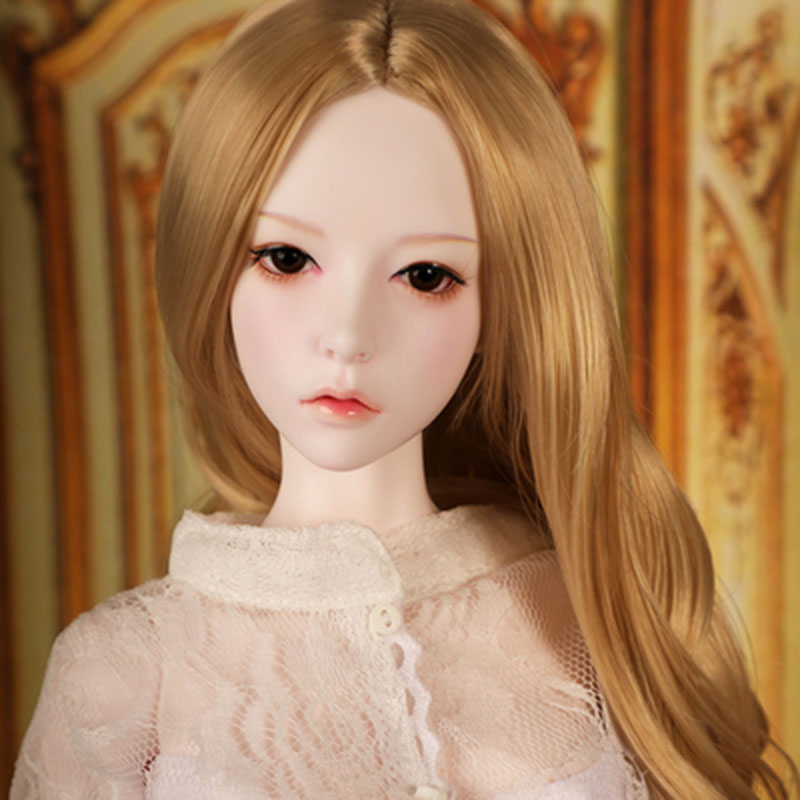 Full Set BJD Female Dolls 1/3 SOO Adjustable Joint Girl Doll Diy Adult Toys Birthday Present Supplies Best Gifts Resin Material