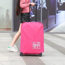 Черный/розово-красный Дорожный Чехол для багажа, эластичный чехол для чемодана, пыленепроницаемый, устойчивый к царапинам, высокое качество