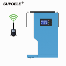5500W Off Grid Hybrid Solar Inverter Inversor MPPT 100A Solar Panel Charge Controller Max PV Input 500V With Wifi Monitoring(China)