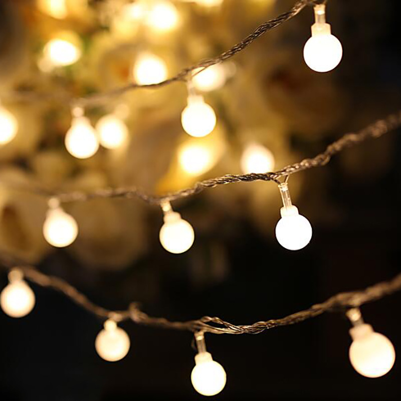 Christmas Lights 10m 5m 3m 1.5m LED String Light Waterproof Fairy Lights For Party Wedding Holiday LED Lights Decoration Garland
