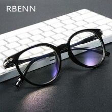RBENN брендовый дизайнерский синий светильник, блокирующие очки, для женщин и мужчин, анти синий светильник очки для компьютерных игр с подарочной упаковкой