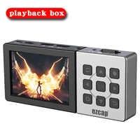 Caja de captura y reproducción de juegos, convertidor de entrada PS4 60Hz, 1080P, 60fps, HDMI, compatible con Ezcap273