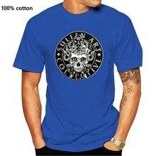 Sullen Art polipo collazionale distintivo teschio tatuaggio artista T-Shirt nera S-3XL UK TEE Shirt stile libero