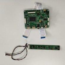 Kit para LP156WF6-SPM3/LP156WF6-SPK2 painel de exibição 1920x1080 lcd monitor tela led placa controlador mini micro 2 hdmi lcd edp