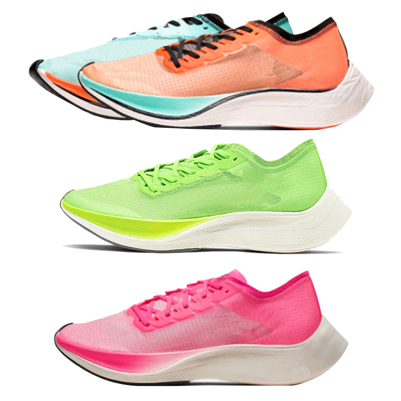 WVGA Running Shoes Women Triple Black WHITE VAPORFLY DESIGNER Sneakers Next% Sport Shoes Zoomx Trainers MAX Size US11
