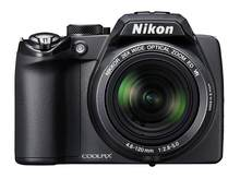 USED NIKON P100 camera Coolpix P100 10 MP Digital Camera with 26x Optical Vibration Reduction (VR) Zoom and 3-Inch LCD(China)