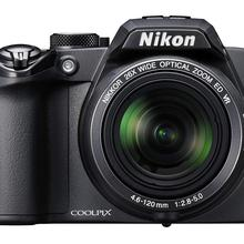 USED NIKON P100 camera Coolpix P100 10 MP Digital C