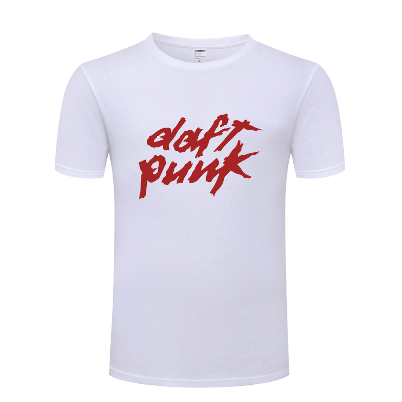 <font><b>DAFT</b></font> <font><b>PUNK</b></font> Electronic Music DJ Mens Men <font><b>T</b></font> <font><b>Shirt</b></font> Tshirt 2018 New Short Sleeve O Neck Cotton Casual <font><b>T</b></font>-<font><b>shirt</b></font> Top Tee image