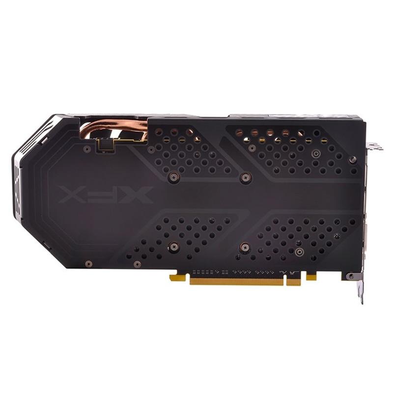 Original XFX RX 470 4GB Graphics Cards AMD Radeon RX470 4GB Screen Video Cards GPU PUBG Computer Video Game Map Not Mining 3