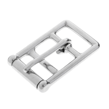 Bridle Buckle with Double Bar Halter Hardware Replacement for Horse Riding