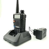 uv 5r 2pcs Baofeng UV-5R מכשיר הקשר UHF VHF ציד רדיו Baofeng UV 5R Ham Radio Station כף יד CB רדיו Comunicador Walky טוקי (5)