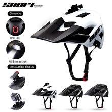 SUNRIMOON Ultralight yol dağ MTB bisiklet kaskı kasko de ciclismo. Kasko mtb. Kasko bicicleta açık bisiklet sürme kask