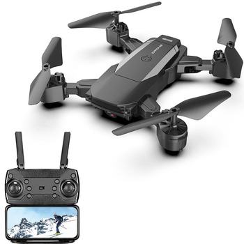 Mini RC Drone WiFi FPV 4K HD Camera Altitude Hold Foldable Drone RC Helicopter One-Key Return RC Quadcopter High Quality Drone visuo xs809hw rc quadcopter spare parts transmitter tx remote controller control for altitude high hold camera drone accessories