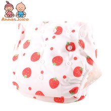 10pcs/Free Shipping New Baby Diaper Washable Learning Pants Cotton Training