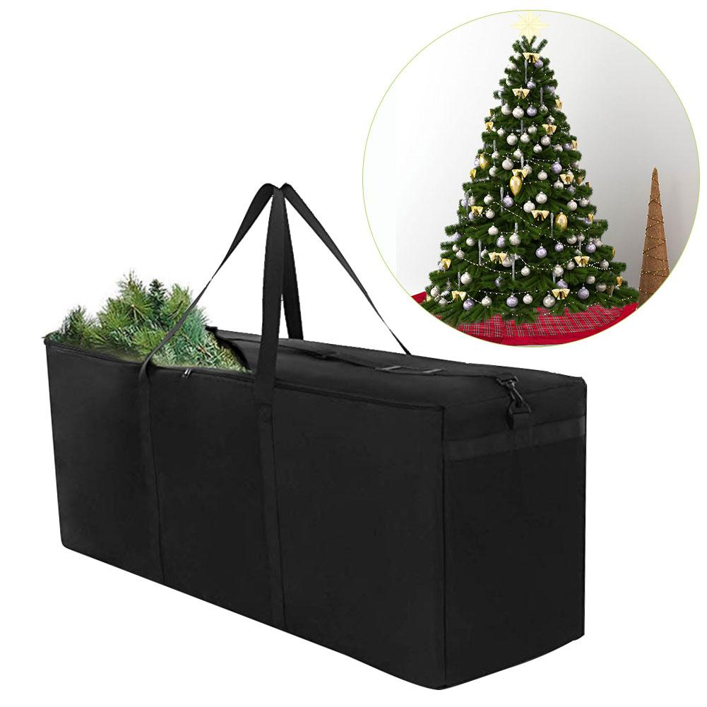 Big Outdoor Furniture Cushion Storage Bag Multi-Function Waterproof Cover 600D Oxford Fabric Christmas Tree Blanket Storage Bag