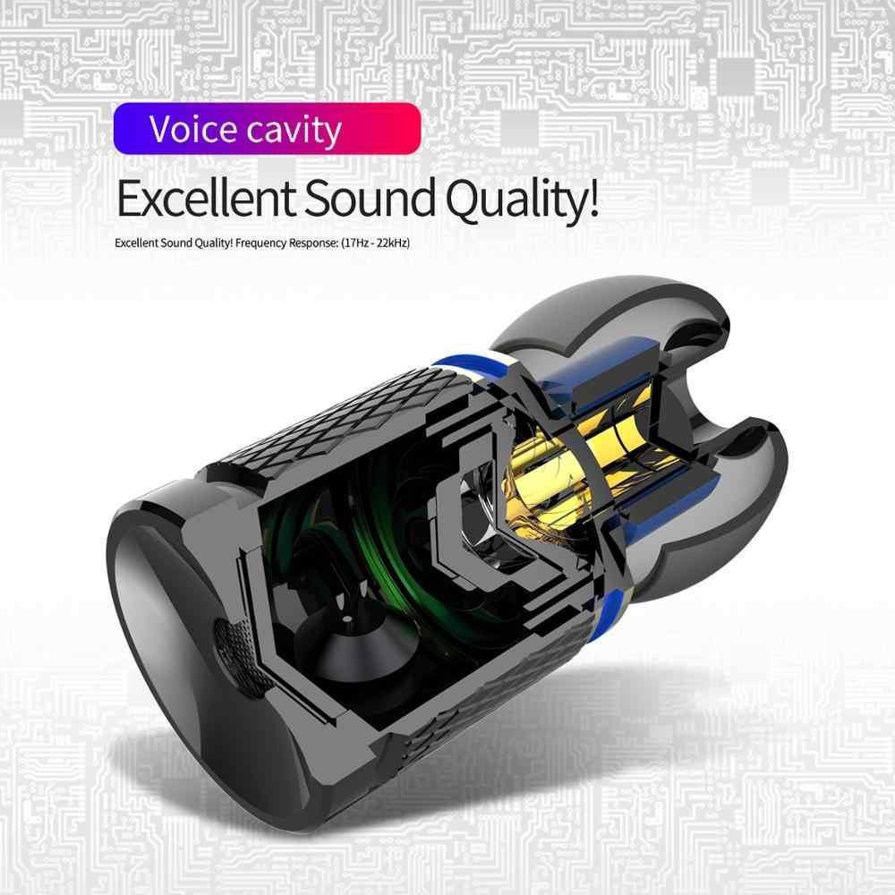 Plextone DX2 السلكية ستيريو سماعات أذن داخل الأذن في خط التحكم حر اليدين مع Mic الرياضية الألعاب ياربود ل xiaomi huawei الهاتف